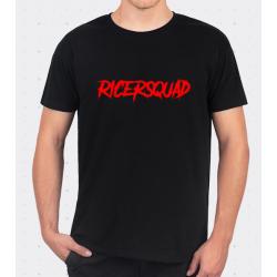 Tshirt Noir RicerSquad AD
