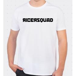 T-shirt RicerSquad Cyrillique