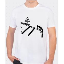 T-shirt Tout Droit