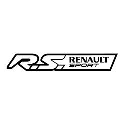 Sticker RS Renault Sport