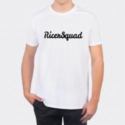 Tshirt RicerSquad Lettering