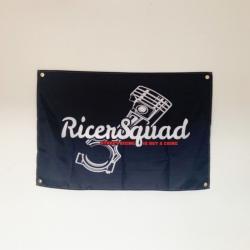 Drapeau Ricersquad 60x90cm